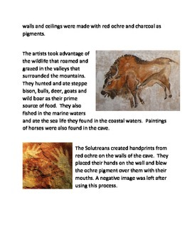 Stone Age Artists:  The Altamira Cave