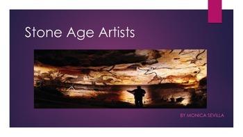 Stone Age Artists eBook