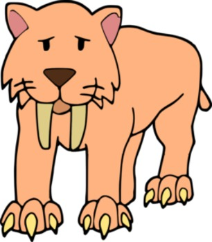 Stone Age Clipart - PDF Version