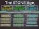 Stone Age - Paleolithic, Mesolithic, Neolithic - PART 1 of 50-slide PPT