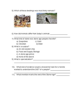 Stone Age Quiz By Colton James Teachers Pay Teachers This mental age quiz will ask you a few questions about your life perceptions and what you feel about certain things in order to reveal your actual mental age. stone age quiz by colton james