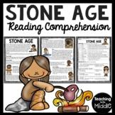 Stone Age Reading Comprehension Worksheet