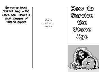 Stone Age Survival Guide