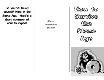 Stone Age Survival Guide