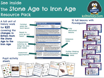 Stone Age to Iron Age - 10 Lessons