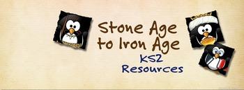 Stone Age to Iron Age Teacher Guide