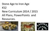 Stone Age to Iron Age Teaching Resources