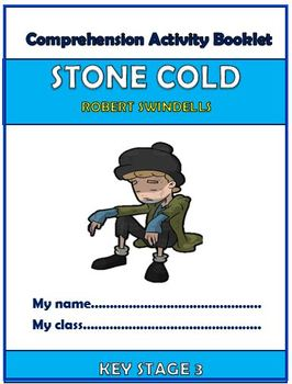 Stone Cold Comprehension Activities Booklet!