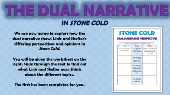 Stone Cold - The Dual Narrative!