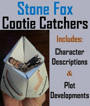 Stone Fox Novel Study (Scoot Unit Review Game)