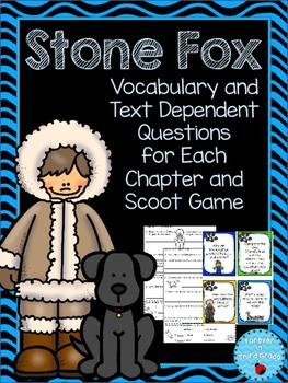 Stone Fox Activities