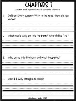 Stone Fox: A Comprehensive Book Study