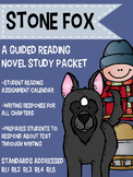 Stone Fox: A Guided Reading Novel Study