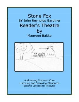 Stone Fox- A Reader's Theatre