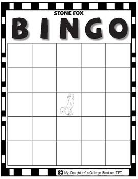 Stone Fox - Bingo