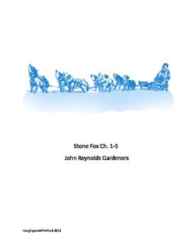 Stone Fox Ch. 1-10