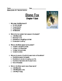 Stone Fox Chapter 6