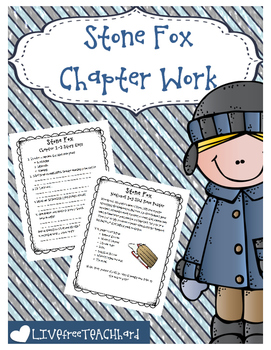 Stone Fox Chapter Work