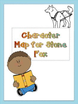 Stone Fox Character Map