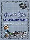 Stone Fox Character Sort