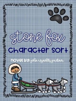 Stone Fox Character Sort