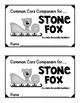 Stone Fox Common Core Companion student questions booklet