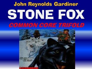 Stone Fox Common Core Trifold