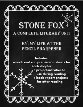 Stone Fox Complete Unit