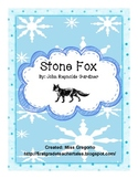 Stone Fox Complete Unit Study - Everything you need!