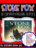 Stone Fox Comprehension Checks