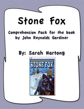 Stone Fox Comprehension Pack!