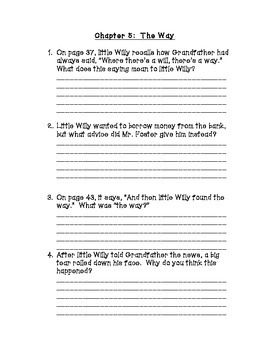 Stone Fox Close Reading Comprehension Packet