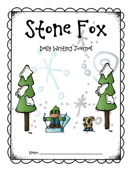 Stone Fox Daily Journal (with prompts)