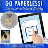 Stone Fox Digital for Google Drive™ Novel Study Chapter 1