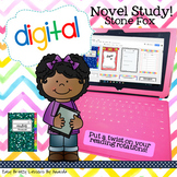 Stone Fox : Digital Novel Study