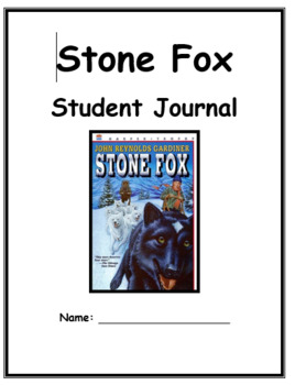 Stone Fox High Level Readers 1st and 2nd Grade