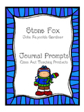 Stone Fox Journal ideas