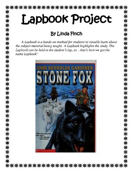Stone Fox Lapbook