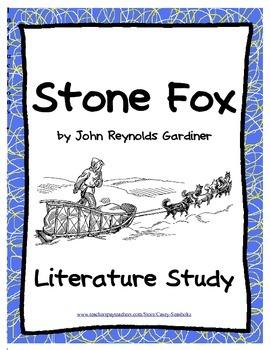 Stone Fox Literature Study - TRIAL - Ch1-5; Tests, Vocabul