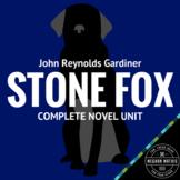 Stone Fox Literature Unit