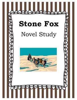 Stone Fox - Novel Studies
