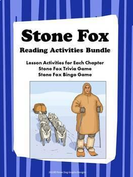 Stone Fox Novel Unit Bundle of Activities