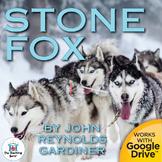 Stone Fox Novel Study Book Unit
