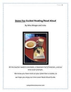 Stone Fox Read Aloud/Guiding Reading