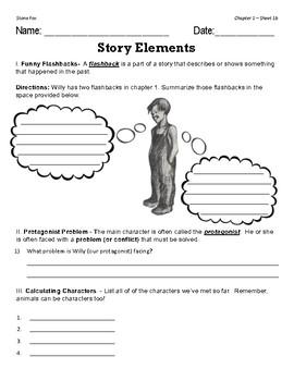 Stone Fox Novel Study - FREEBIE