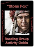 Stone Fox Reading Group Activity Guide