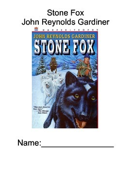 Stone Fox Reading Guide