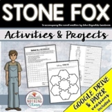 Stone Fox: Reading Response Activities and Projects