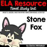 """Stone Fox"" Unit Resources & Plans"