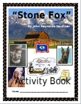 """Stone Fox"" Vocabulary and Comprehension"